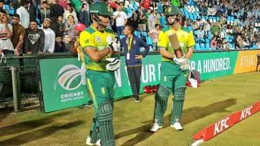 India vs South Africa Second T20, 2018 Highlights: Heinrich Klaasen and JP Duminy Power Proteas to Victory at Centurion; Series Tied at 1-1
