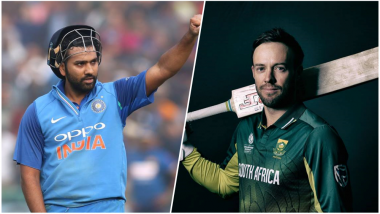 India vs South Africa T20I Series 2018 Stats: Head-to-Head Team Records From Most Runs & Wickets to Other Facts Before IND vs SA Twenty20 Clash
