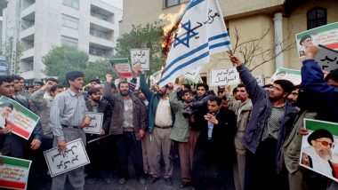 Iran And Israel: Specter Of War Grows Bigger In Syria