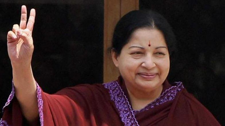 Tamil Nadu CM K Palaniswami Seeks Bharat Ratna for Jayalalithaa, C N Annadurai