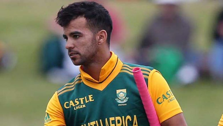 JP Duminy to Retire From ODIs After ICC Cricket World Cup 2019 in England