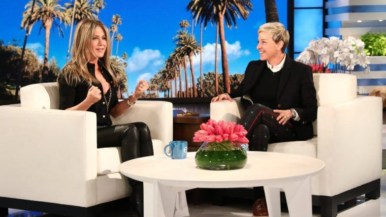 'Friends' Again? Jennifer Aniston Says