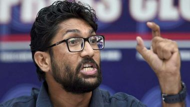 Gujarat MLA Jignesh Mevani Detained at Jaipur Airport, Claims 'Forced to Fly Back to Ahmedabad'