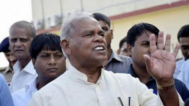 Bihar Elections 2020: Jitan Ram Manjhi Issues 'July 10' Ultimatum to Congress Amid Reports of Likely Switch to NDA