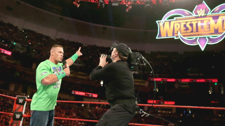 John Cena vs Undertaker at WWE Wrestlemania 34 Is the Dream Match Finally Happening at The Show of Shows