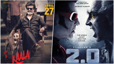 Rajinikanth's Movie 'Kaala' Gets Release Date Reserved for Akshay Kumar-Thalaiva Starer 'Enthiran Sequel 2.0'
