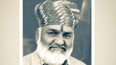 Rajasthan BJP MLA Kalyan Singh Chouhan Passes Away After Prolonged Illness