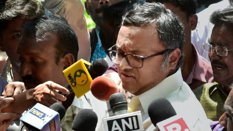 Karti Chidambaram's Properties Worth Rs 54 Crore Attached by ED in INX Media Case