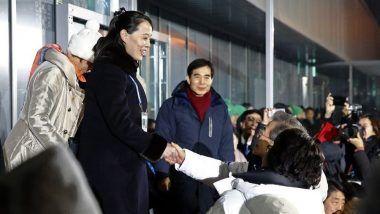 North Korea's Kim Jong-Un Sends Sister Kim Yo Jong Along With Letter to South Korea Amid Lull in Peace Talks