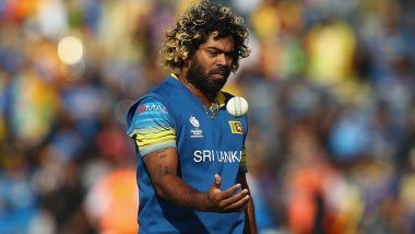 Lasith Malinga 'Happy' to Make Way for Younger Sri Lankan Players
