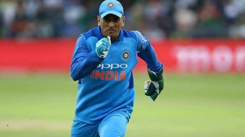 India vs Pakistan, Asia Cup 2018: MS Dhoni SURPASSES Rahul Dravid to Become the Second Most Capped Indian Cricket Player