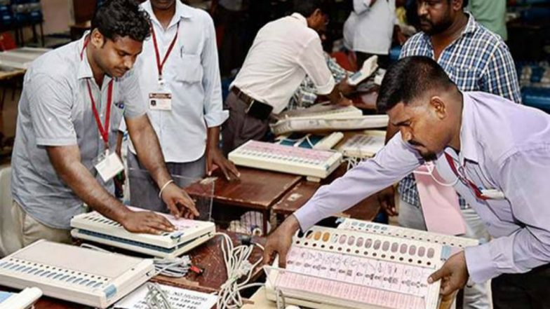 Ahead of Lok Sabha Elections 2019 Results, MHA Asks States, UTs to Remain Alert; Says Calls Given in Various Quarters for Inciting Violence