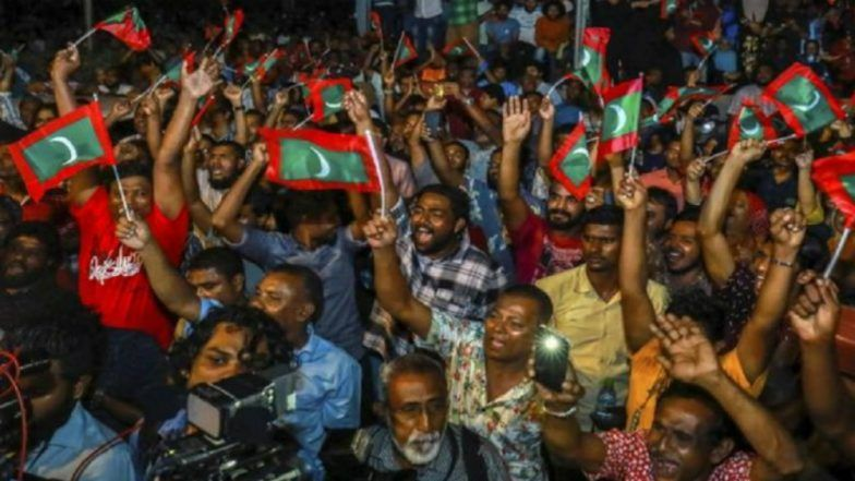 Don't Want Maldives to be Another Flashpoint in Talks with India: China