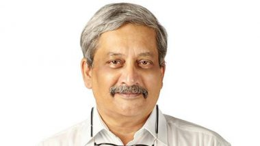 Goa Chief Minister Manohar Parrikar Re-admitted to Hospital with Complaints of Dehydration and Blood Pressure
