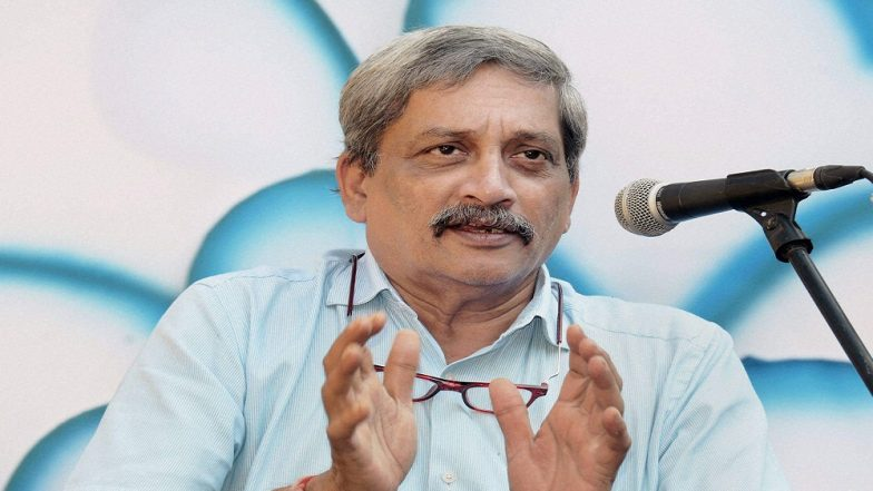 Manohar Parikar Health Update: Goa CM Undergoing Pancreatic Cancer Treatment in US, Suresh Prabhu Wishes him a Speedy Recovery