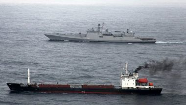 Iran Seizes 'Foreign Vessel' Smuggling Fuel