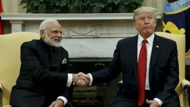 Donald Trump Likely to Join PM Narendra Modi at 'Howdy, Modi!' Event in Houston on September 22