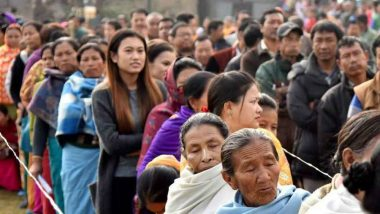 Nagaland Assembly Elections 2018: 75 Per Cent Voter Turnout Recorded, Down From 90 Per Cent in 2013 Polls