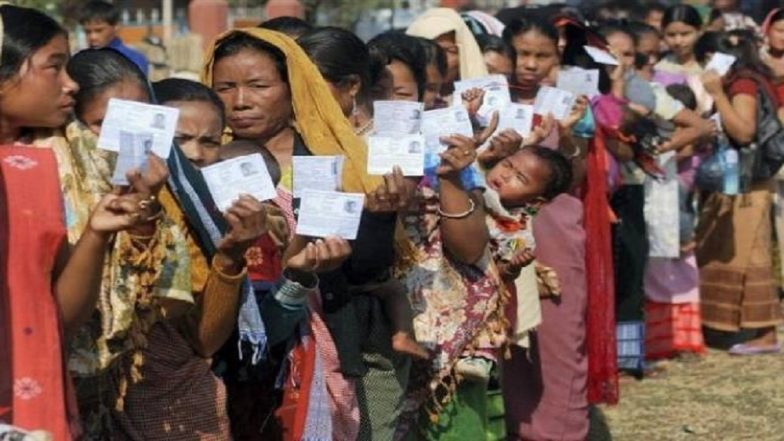 Polls in Nagaland, Meghalaya underway amid tight security