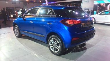 Auto Expo 2018: Hyundai Launches New Elite i20 at Rs 5.34 Lakh