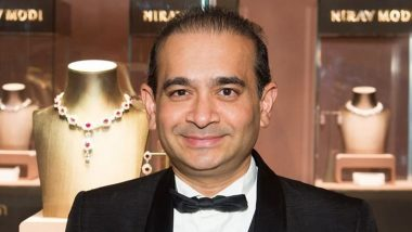 Nirav Modi to Remain in Jail, UK Court Rejects PNB Fraud Accused's Bail Plea