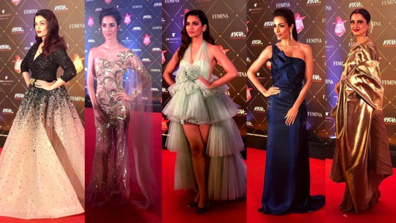 Nykaa Femina Beauty Awards 2018: Bollywood A-listers From