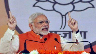 PM Modi Flays Communists at Kollam Rally, Says 'Kerala Govt's Conduct on Sabarimala Issue Shameful'