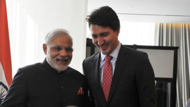 PM Narendra Modi, Canadian PM Justin Trudeau Talk About Strengthening Multilateral Institutions