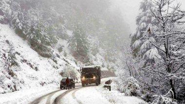 Uttarakhand: Yamunotri and Gangotri Valley Receive First Snowfall of This Season