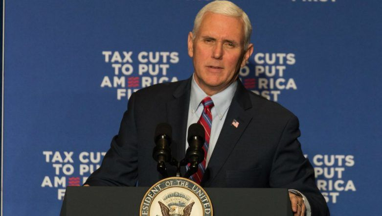 US Vice President Mike Pence Warns Turkey Over Buying Russian Missile System
