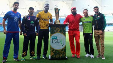 Pakistan Super League 2019: PCB Finds New Production Partner After IMG Reliance Pulls Out