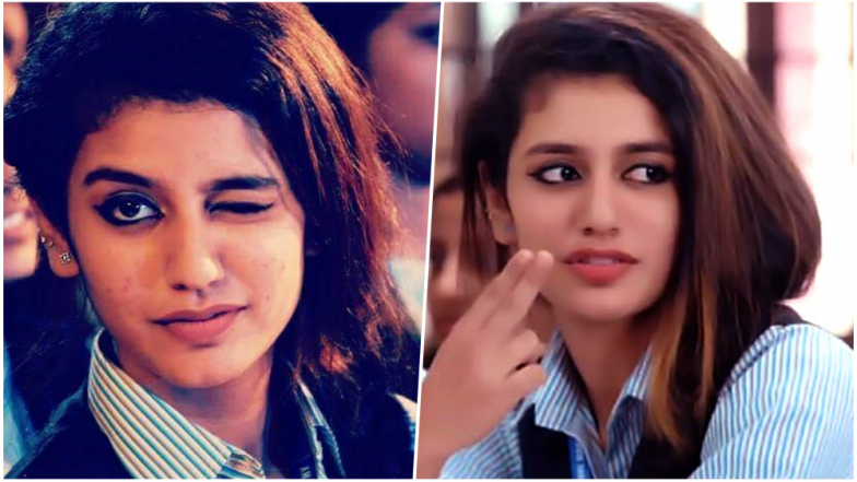Priya Prakash Varrier Wink Controversy: Supreme Court Quashes FIR Against Actress and Director of Oru Adaar Love