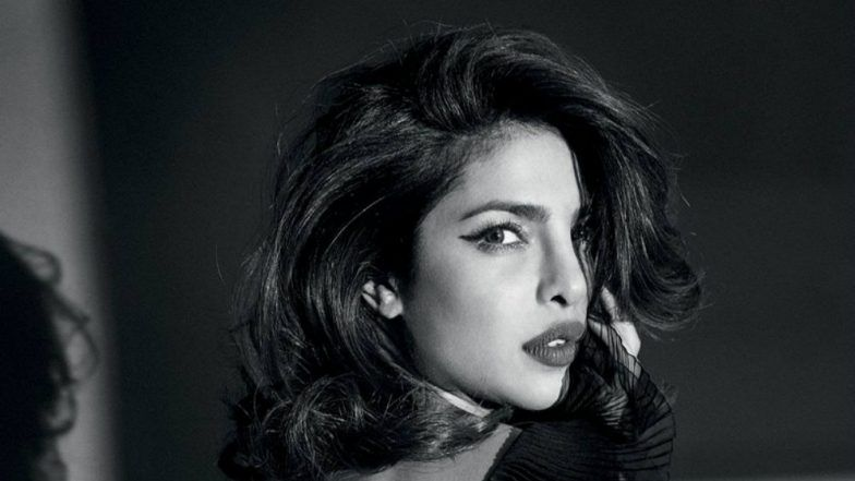 Priyanka Chopra smash a wine glass on her head