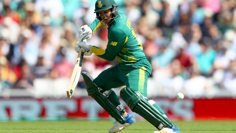 Live Cricket Streaming of Pakistan vs South Africa ODI Series on Sonyliv, PTV & Ten Sports: Check Live Cricket Score, Watch Free Telecast of PAK vs SA 4th ODI 2019 on TV & Online