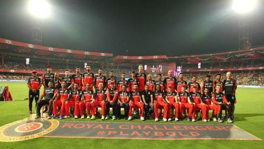 RCB Team in IPL 2019: List of Royal Challengers Bangalore Players for Indian Premier League 12 After Auction