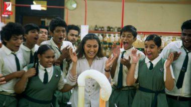 Hichki Song 'Oye Hichki' Video Teaser: Rani Mukerji Inspires Everyone to Fight Against Societal Discrimination