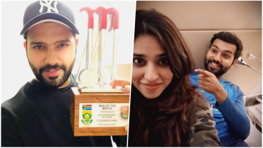Rohit Sharma Repeats the Gift to Ritika Sajdeh for Valentine's Day! Wife of Indian Batsman Must be Tired of Same Gift on Every Occasion