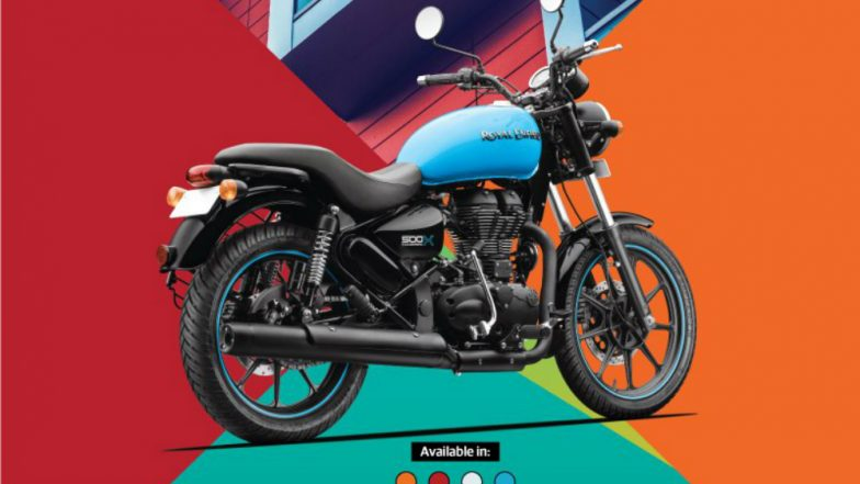 Royal Enfield Launches New Range of Thunderbird Bikes