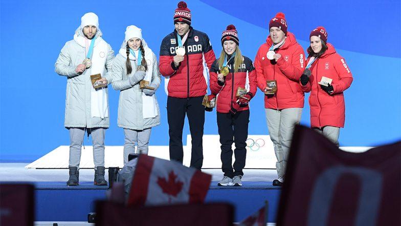 Winter Olympics 2018: Russian Curler Alexander Krushelnitsky Stripped of Olympic Medal for Doping