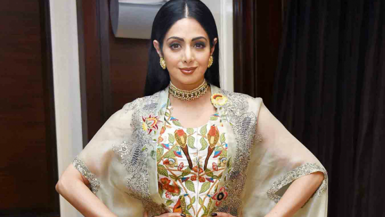 Bollywood actor Sridevi passes away after a massive cardiac arrest