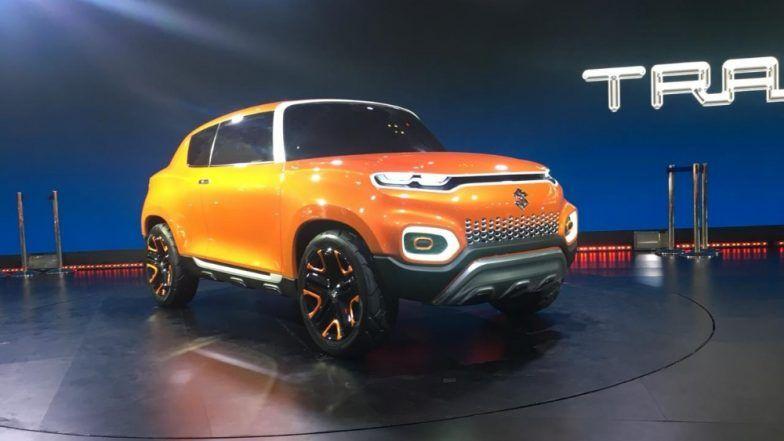 Maruti Suzuki ConceptFutureS Unveiled at Auto Expo 2018: View Picture of Maruti's New Compact SUV