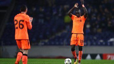 Liverpool Beats Porto: Sadio Mane Scores Hat-trick in 5-0 Rout in UEFA Champions League 2017-18
