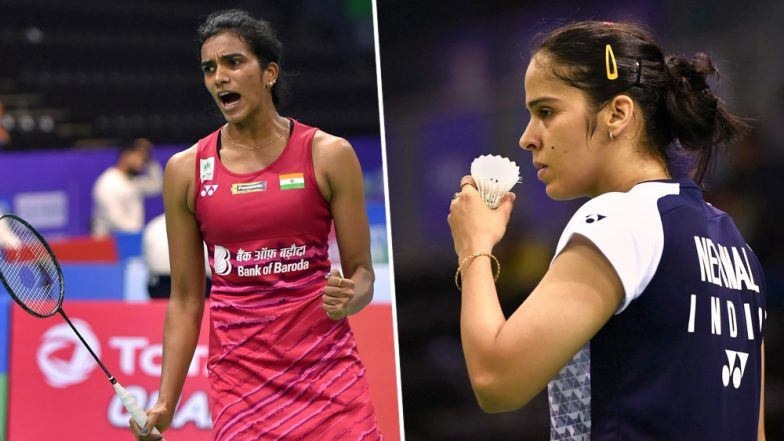 Saina Nehwal Touches Seven-Million Followers on Twitter, PV Sindhu is at Two! Star Indian Shuttlers Thank Fans in Sweet Tweets
