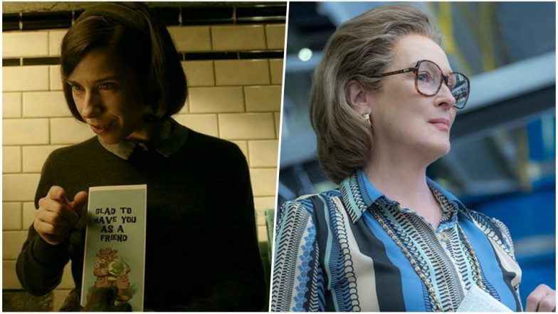 Oscars 2018 Best Actress Nominations: Sally Hawkins or Meryl Streep Who Will Win The 90th Annual Academy Awards?