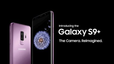 Samsung Galaxy S9 and S9+ Unveiled With Better Dual-Cameras, AR Emoji Introduced: Check all Specifications and Prices of New Phones