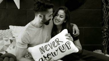 Shahid Kapoor is Mira Rajput's Christian Grey! Spills Beans About Actor Being a Control Freak in Bed