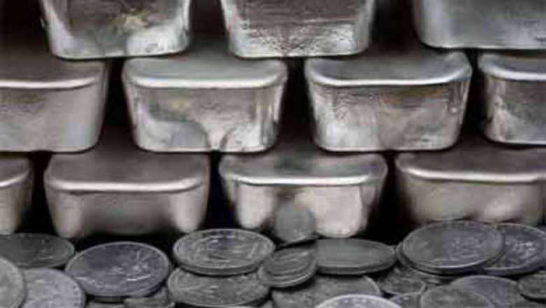 Silver Rate Today: White Metal Futures Down 0.55 percent on Profit-Booking, Global Cues