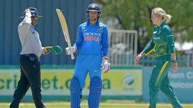 Smriti Mandhana Wins ICC 'Women's Cricketer' and 'ODI Player of the Year' Awards'Women's Cricketer' and 'ODI Player of the Year' Awards