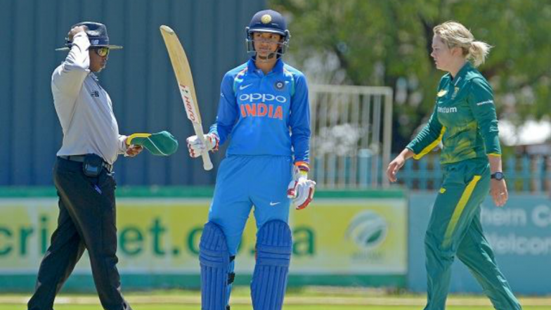 Smriti Mandhana Wins ICC 'Women's Cricketer' and 'ODI Player of the Year' Awards'Women's Cricketer' and 'ODI Player of the Year' Awards
