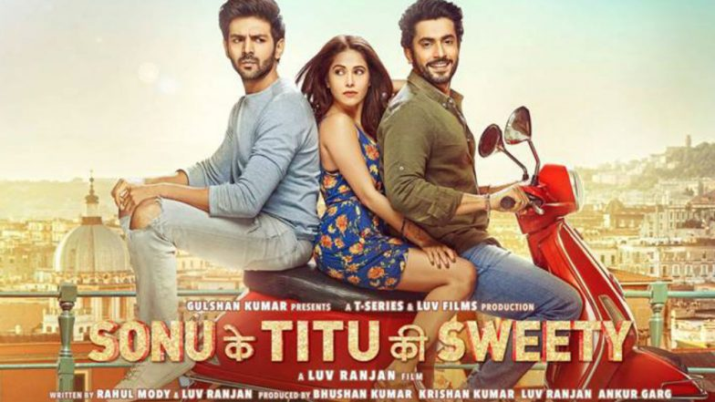 Kartik Aaryan's Sonu Ke Titu Ki Sweety Beats Sonakshi Sinha And Diljit Dosanjh's Welcome to New York at the Box Office